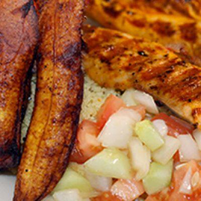 Attieke & Chicken