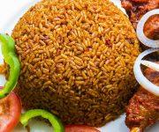 Milah's Jollof Rice
