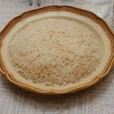 Plain Parboiled Rice